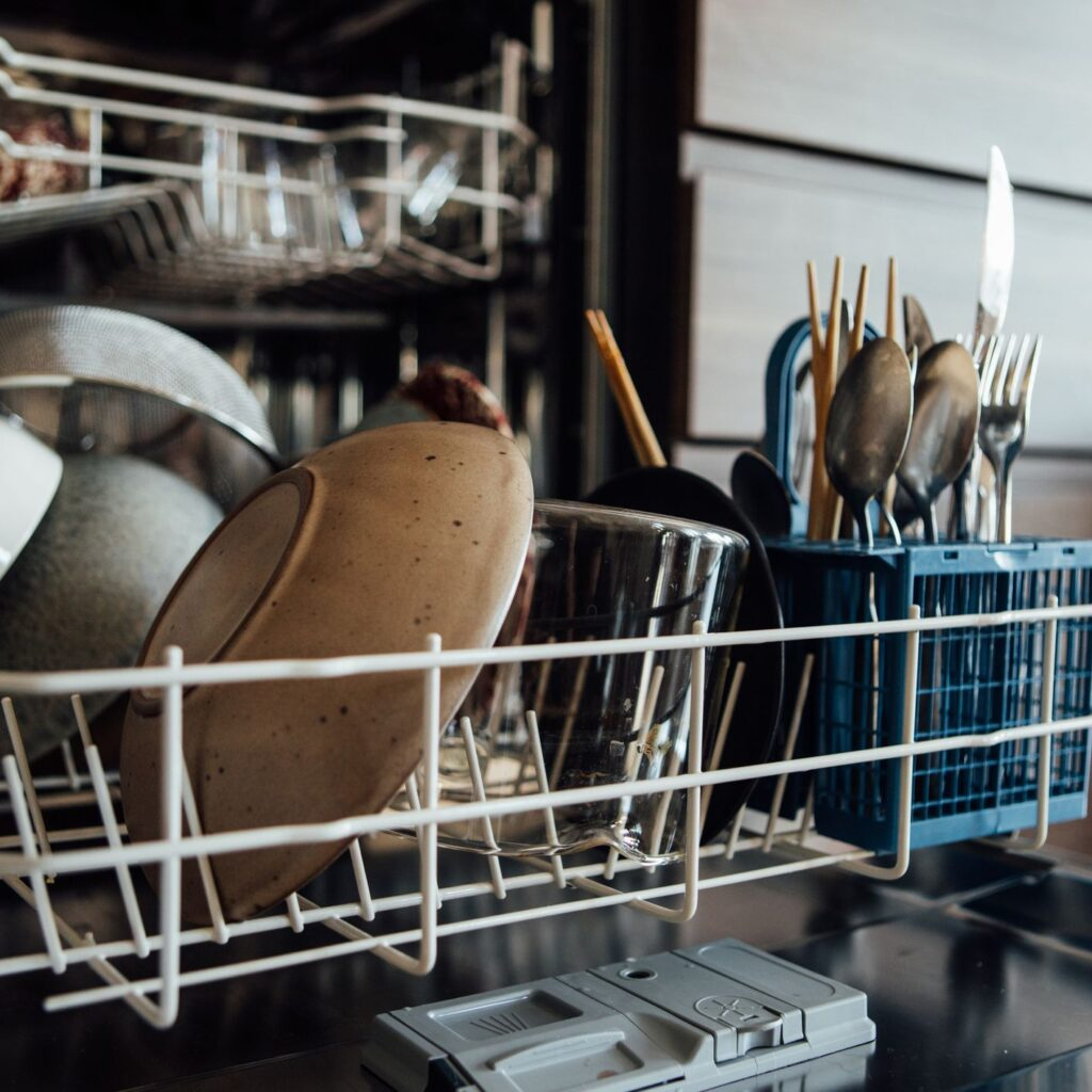 Four Tips & Steps to Ensure Your Dishwasher